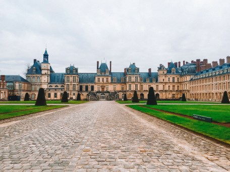 Fontainebleau best small towns in France