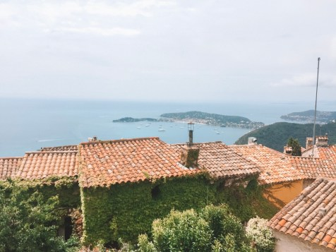 Eze best small towns in France