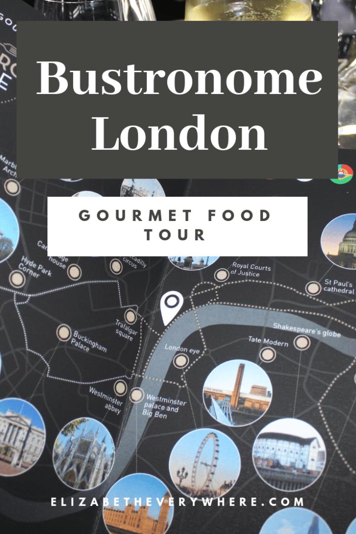 Bustronome London: a Gourmet Tour of the UK Capital