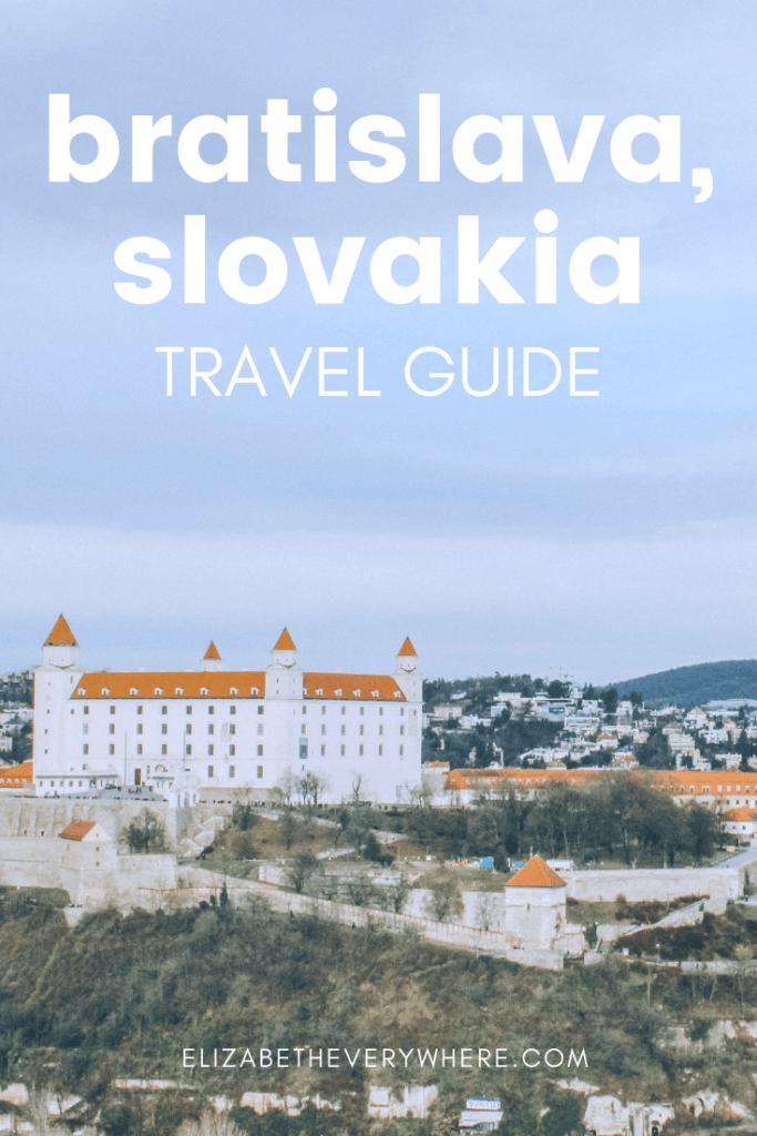 Visiting Bratislava