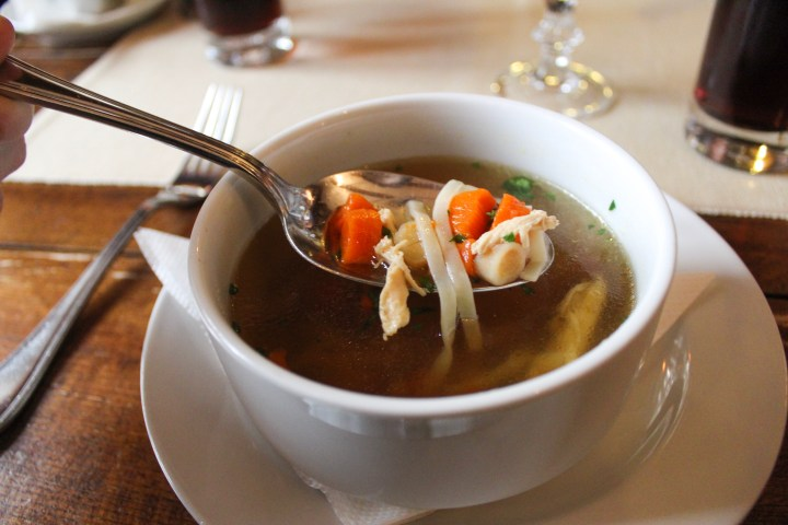 traditional slovak food soup