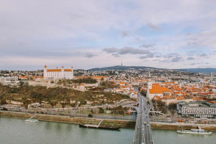 Visiting Bratislava, Slovakia