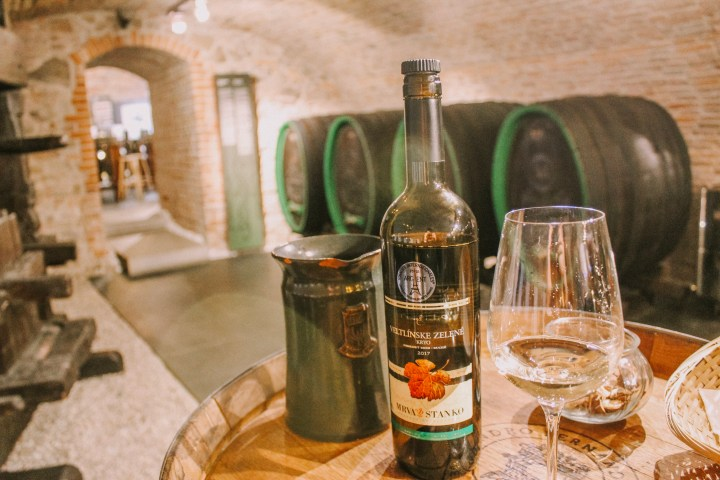 Slovak National Collection of Wines bratislava attractions
