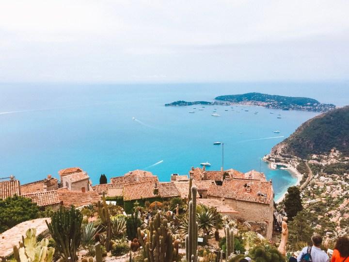 Southern France Itinerary Eze