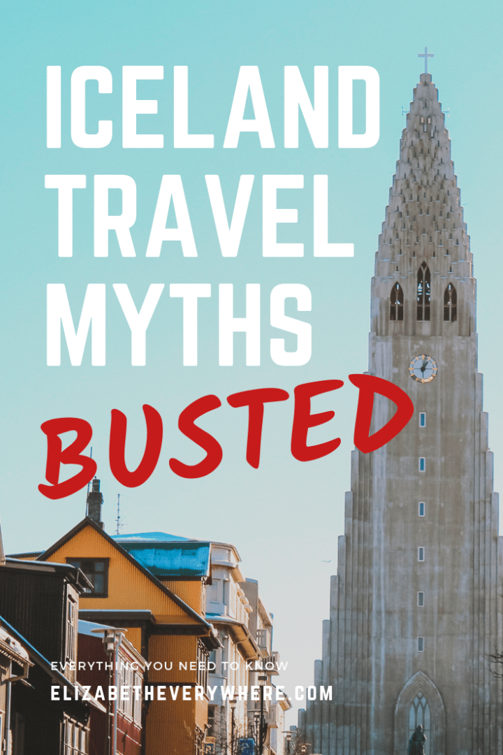 Iceland Travel Myths Busted