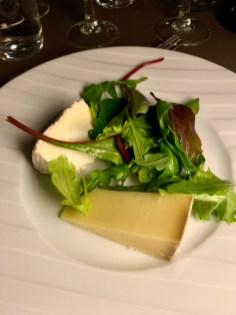 Cheese Course Paris dinner cruise