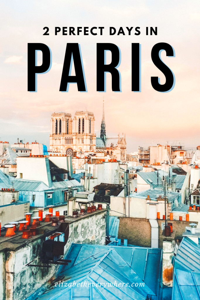 Paris in Two Days