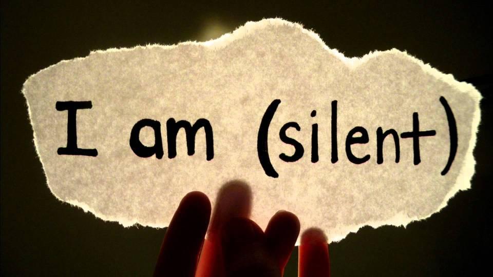 Hasil gambar untuk silent