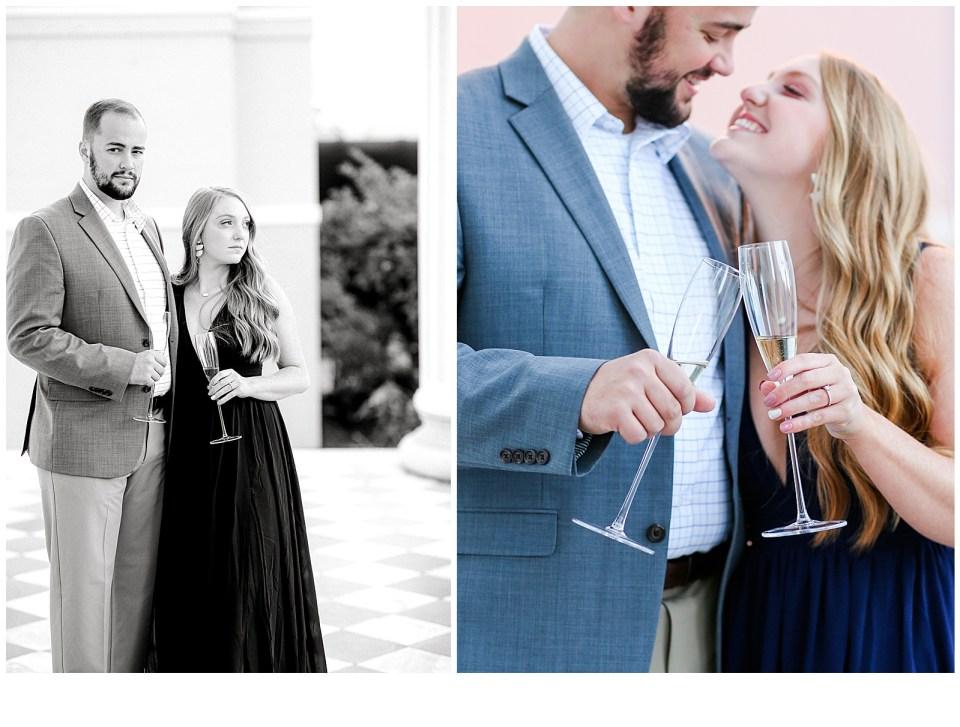Charleston South Carolina Engagement Photos