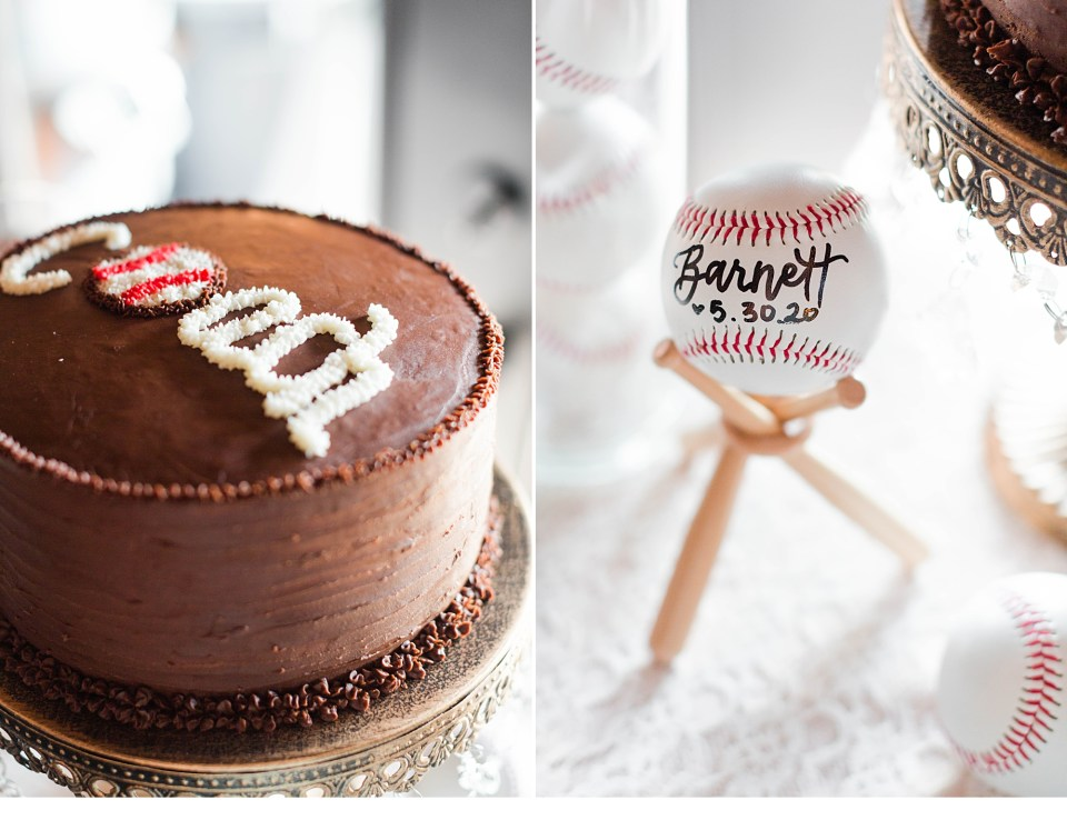 Baseball Themed Weddings, Atlanta Braves Weddings