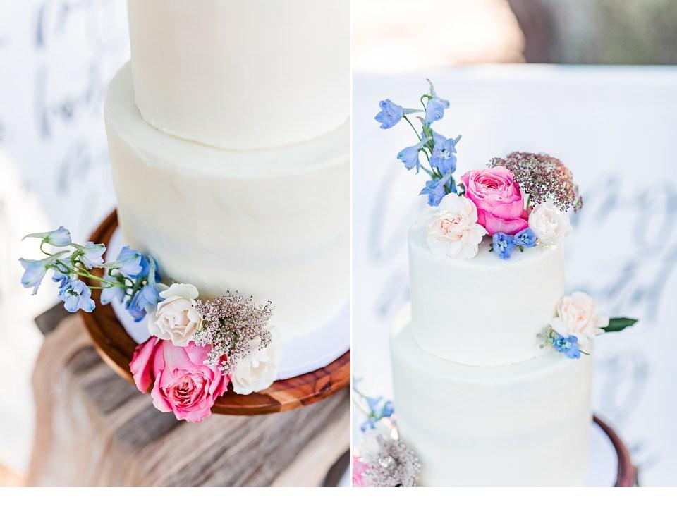 Small Weddings, Small Wedding Cake