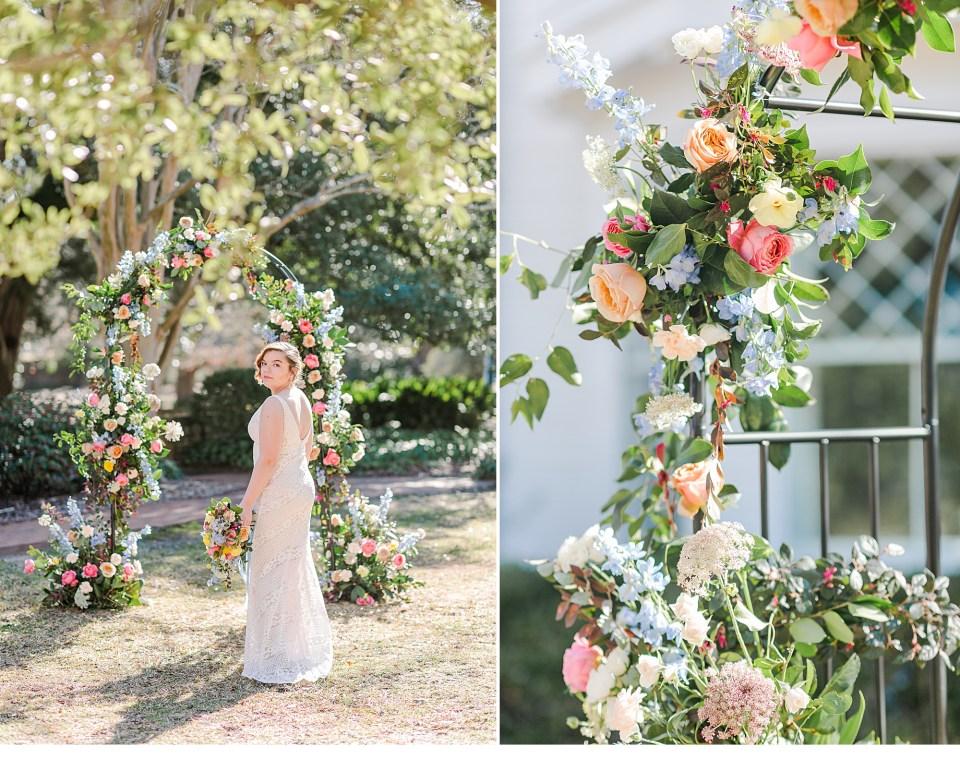 Flower Garden WEddings, South Carolina Weddings