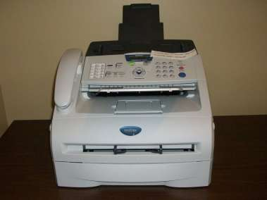Elizabeth House Fax machine