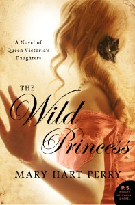 Wild Princess book cover