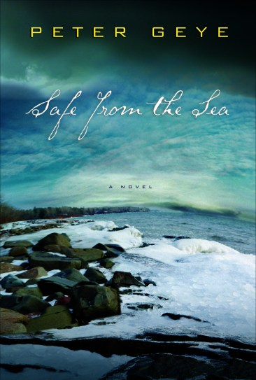 Safe from the Sea book cover