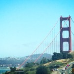 The beautiful Golden Gate