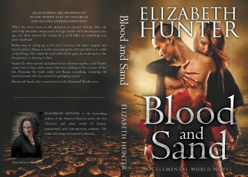 Blood and Sand - Paperback Cover