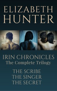 Irin Chronicles box set