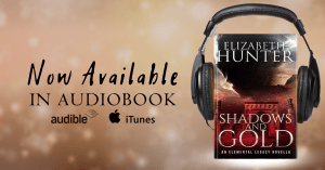Shadows and Gold Audiobook by Elizabeth Hunter