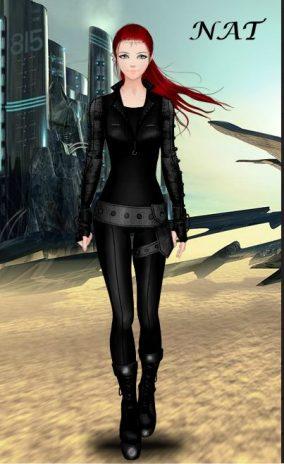 Segunda Guardiana, es una de las guerreras más fuertes.