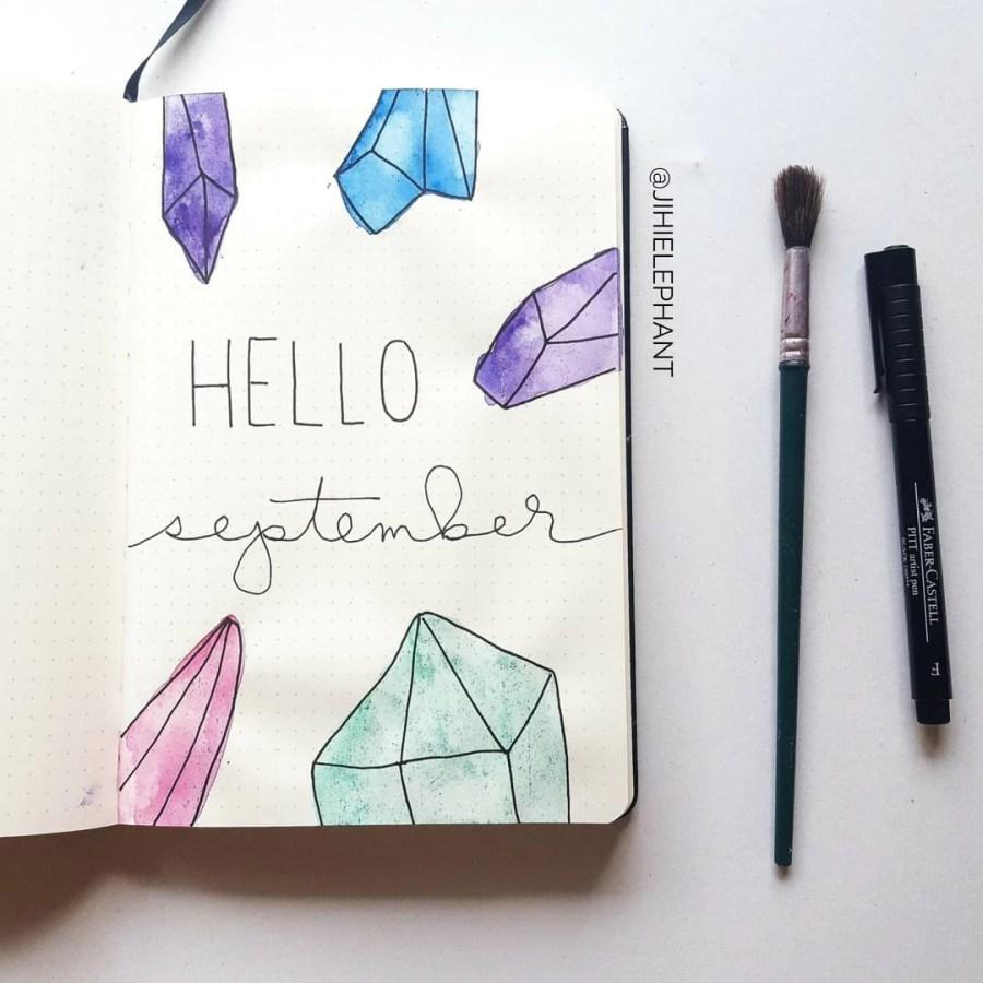 Hello September by JihiElephant