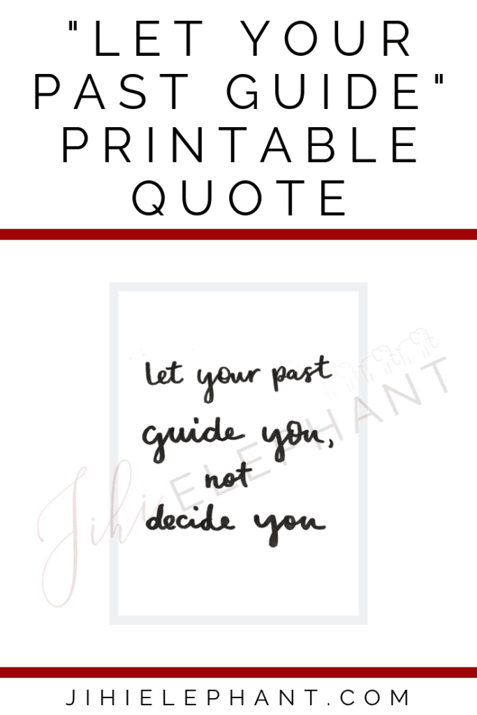 past guide quote