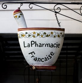 Pharmacy sign