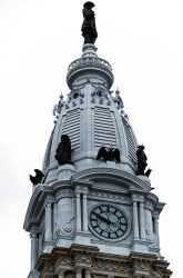 City hall (that's William Penn on top)