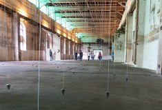 """Nowhere and Everywhere at the Same Time"", by William Forsythe"