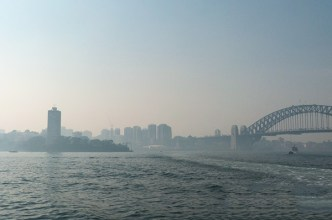 Hazard reduction smoke blankets Sydney