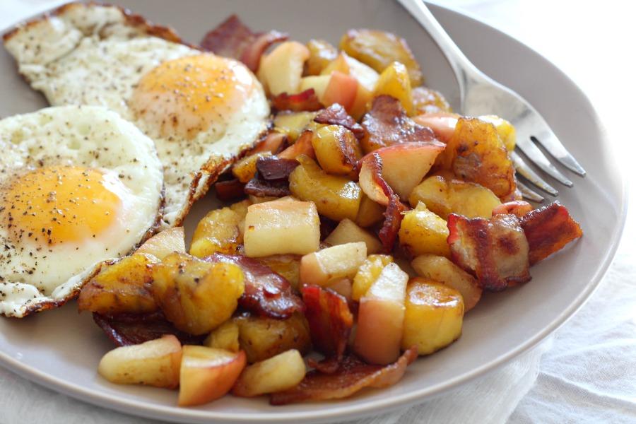 My favorite breakfast on Whole30!