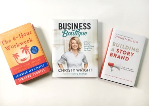 Enter to win these 3 books!