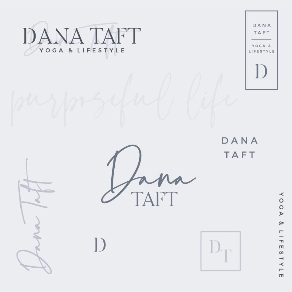 Dana Taft - Branding and Website Design by Elizabeth McCravy - Yoga Teacher Branding7