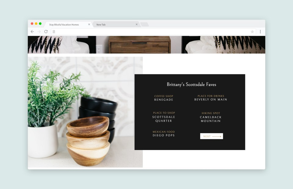 Showit website template for interior designers and home stagers, Showit website example for interior designers by Elizabeth McCravy - EM Shop templates for photographers, videographers, coaches, and creatives!