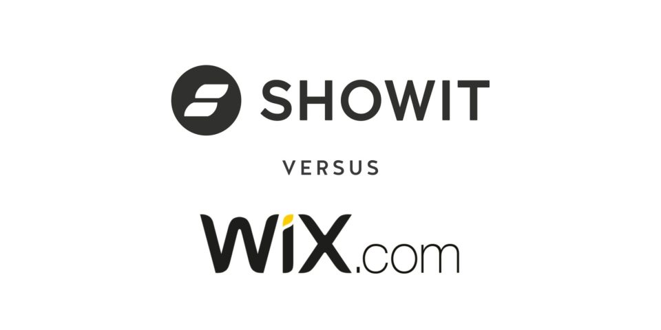 Showit versus Wix - which one is better?