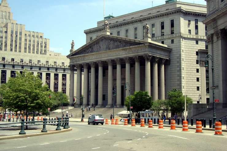 foto Corte Suprema de New York