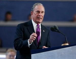 foto de Michael Bloomberg