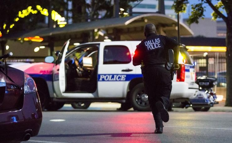 foto Policia de Dallas