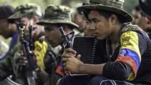 foto de Las FARC