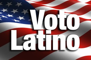 foto de voto latino
