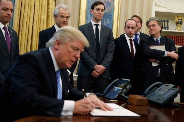 foto de Trump