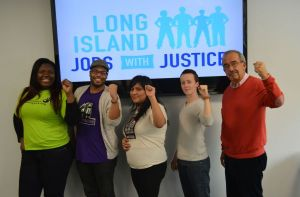 foto Long Island - Job with Justice