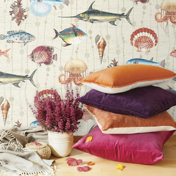 Kitts lifestyle image with cushions