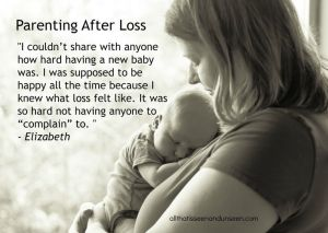 Parenting After a Loss