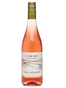 Lyme Bay Pinot Noir Rose Wine for Summer