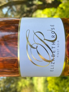 Elizabeth Rose, a beautiful summer rose that will perfectly complement your English wine tasting