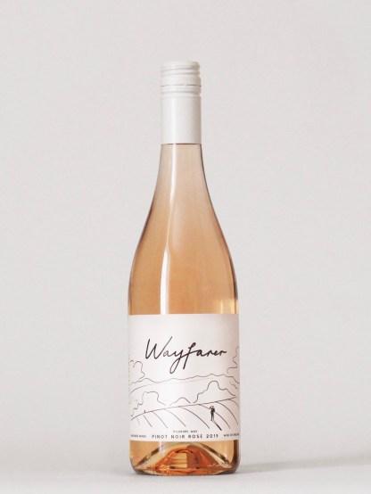Wayfarer Wine - The beautifully light Pilgrims Way Pinot Noir Rosé