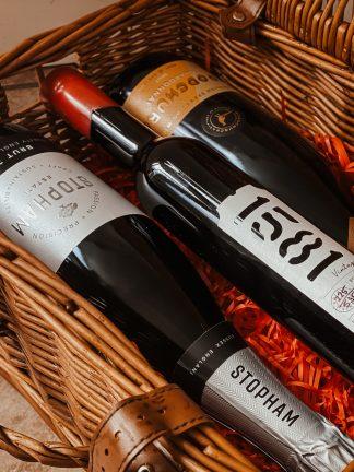 English Wine Christmas Hamper