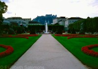 """Mirabell Gardens, where Maria and the children sing """"Do-Re-Mi."""""""