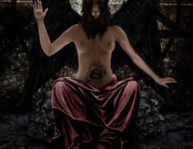 Capricorn = Materialism (aka The Devil)
